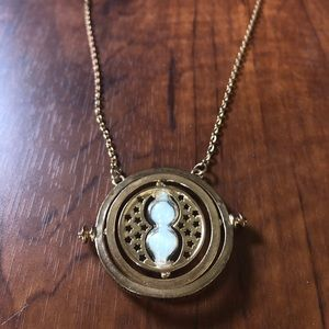 Jewelry - Hermione's Time Turner Necklace